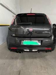 Título do anúncio: Fiat Punto BlackMotion 1.8 DualLogic 2015