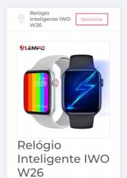 Relógio celular bluetooth Android wio w26