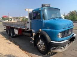Título do anúncio: Caminhao 1313 Truck Carroceria 81 Reduzido