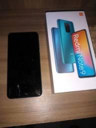 Redmi note 9, troco por iPhone 7 plus
