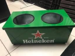 Título do anúncio: Geleira para chopp heinikein