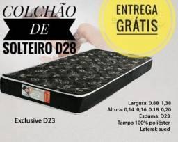 Título do anúncio: COLCHÃO DE SOLTEIRO NOVOS