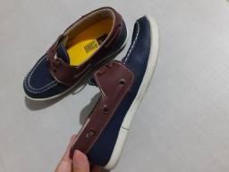 Sapato infantil Klin menino