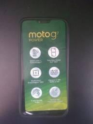 Moto G7 Power (Preço negociável)