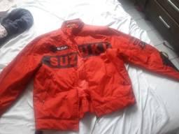 Jaqueta impermeável Suzuki