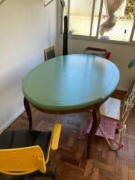 Mesa de Jantar Estilo Provençal