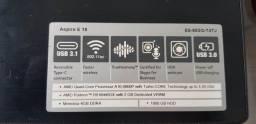 Título do anúncio: Notebook Acer Aspire e 15 (semi-gamer)