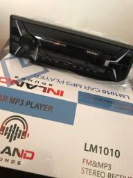 Rádio automotivo bluetooth (Inland Sounds)