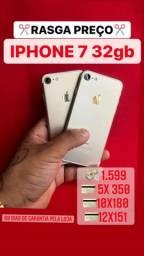 iPhone 7 32 , aceitamos o seu usado como entrada