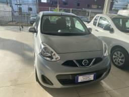 Título do anúncio: Nissan March 1.0 S 12V Flex 2015