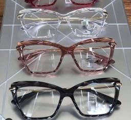 Título do anúncio: Óculos armação cristal lapidado feminino