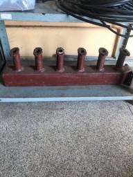 Mufla do 6 cilindro nova
