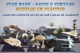 Star Wars: Coleção Naves e Veículos