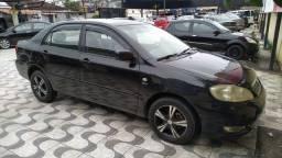 Título do anúncio: Corolla xei automático 1.8 GNV 5 2006