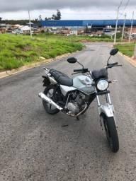 Título do anúncio: Moto Honda Titan 2005 150cc