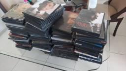 Vendo mais de 100 DVDs variados filmes