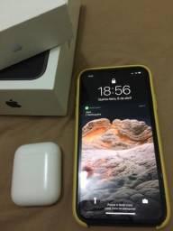Vendo iPhone 11 + AirPod 1