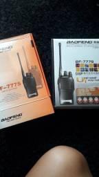 Radio portátil comunicador