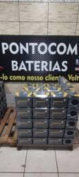 Título do anúncio: Bateria 60 AH Bateria 75 AH Bateria 90 AH Baterias Automotivas