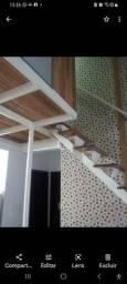 Título do anúncio: Projeto e Fabricação Escada, Mesanino.