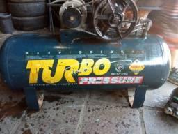 Título do anúncio: Compressor 10 pés Trifásico....semi novo