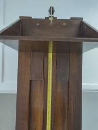 Título do anúncio: Medidor de altura de madeira