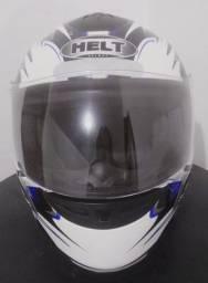 Título do anúncio: Capacete helmet HELT tamanho 58