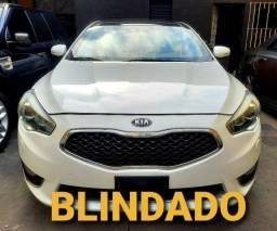 Título do anúncio: Kia Cadenza EX 3.5 V6 2014 Blindado