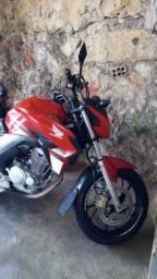 Moto CB 250 SEMI NOVA PRONTO PRA TRANSFERIR