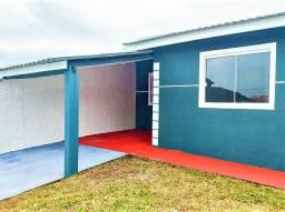 Casa com 3 dormitórios à venda, 56 m² por R$ 185.000,00 - Borda Do Campo - Quatro Barras/P