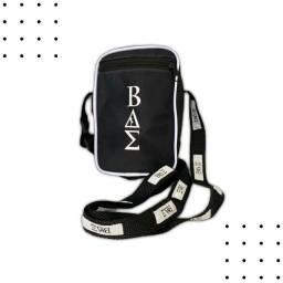 Título do anúncio: Bolsinha de Ombro Preta Sholder Bag Marca Bae