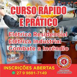 Cursos  de elétrica residencia/ industrial