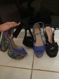 Vendo sandálias em ótimo estado de conservação !