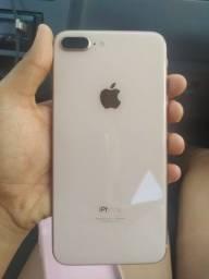 iPhone 8 Plus 64 gb pra vender logo!