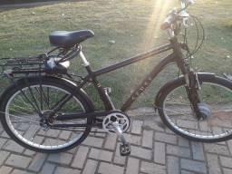 Bicicleta sense elétrica