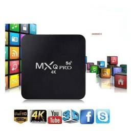 TV Box MXQ Pro 4K 5G - Android 10.1