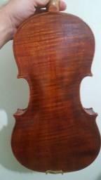 Violino luthier 4/4 Kit ebano