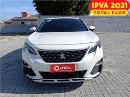 Peugeot 5008 2019 1.6 griffe thp 16v gasolina 4p automático