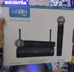 Microfone m59 Leon pro