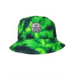 Título do anúncio: Chepéu Bucket Hats Black Bird