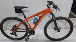 Vendo bicicleta Caloi Explorer 20 com NF