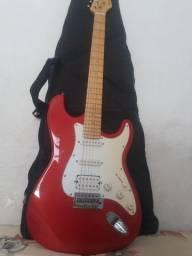 """Guitarra """"Giannini / pagamentos dinheiro ou cartão!"""