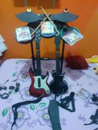 BAND HERO PS3 + 3 JOGOS