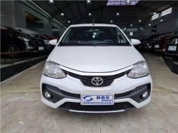 Título do anúncio: Toyota Etios 2018 1.5 xls 16v flex 4p automático