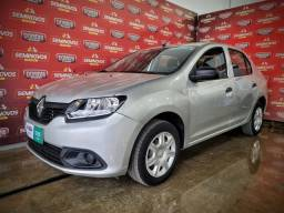Título do anúncio: Renault Logan AUTHENTIQUE 1.0 FLEX MANUAL 4P