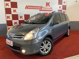 Nissan LIVINA LIVINA SL 1.8 16V Flex Fuel Aut.