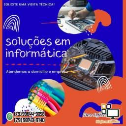 Título do anúncio: Serviços técnicos em Informática