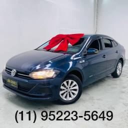 Título do anúncio: Volkswagen Virtus 1.6 MSI Flex 2019 Único dono Impecável