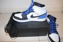Vendo Nike Air Jordan 1 Mid Union Royal Original