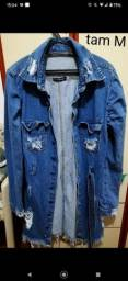 Jaqueta jeans (casaco)